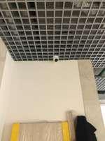 Монтаж купольных камер видеонаблюдения Novicam