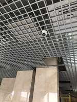 Монтаж купольных камер видеонаблюдения Novicam в ювелирном магазине_2
