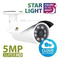 5.0MP IP Варифокальная камера IPO-VF5LP Starlight Cloud