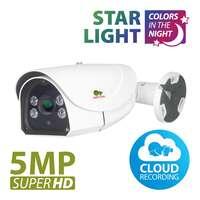 5.0MP IP Варифокальная камера  IPO-VF5RP Starlight Cloud