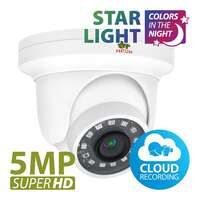 5.0MP IP камера IPD-5SP-IR Starlight  Cloud