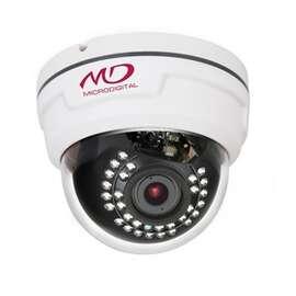 Купольная AHD камера видеонаблюдения для помещений MDC-AH7290WDN-30