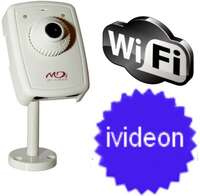 IP-камера MDC-i4240W с Wi-Fi