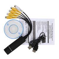 4-канальный USB-видеорегистратор