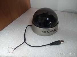 Купольная  камера видеонаблюдения EverFocus ED300 (б/у)