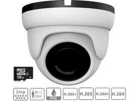 IP камера видеонаблюдения IP-D30iR0280SD
