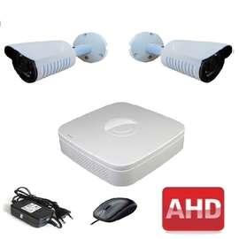Комплект для видеонаблюдения AHD-2 Старт Улица