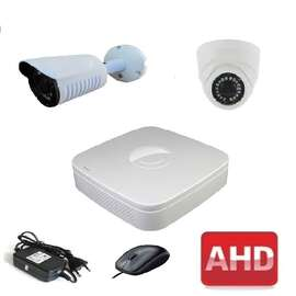 Комплект для видеонаблюдения AHD-2 Старт Универсальный