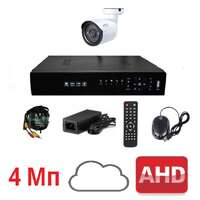 Комплект для видеонаблюдения AHD-1 улица 4Мп (без HDD)