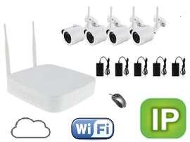Комплект для видеонаблюдения WIFI PG420RH100 (без HDD)