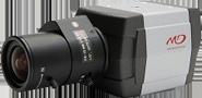 Корпусная AHD камера видеонаблюдения MDC-AH4240CTD