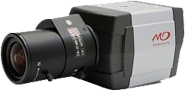 Корпусная AHD камера видеонаблюдения MDC-AH4241CTD